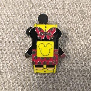 Disney Minnie Mouse Magic Band Hidden Mickey Pin